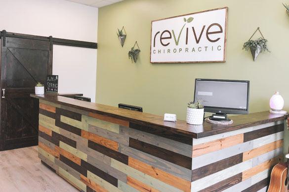 Chiropractic Pembroke Pines FL Reception Desk